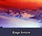 Effets colorés dans les nuages en images numériques et digitales, graphismes et infographie par François-Régis Hoareau