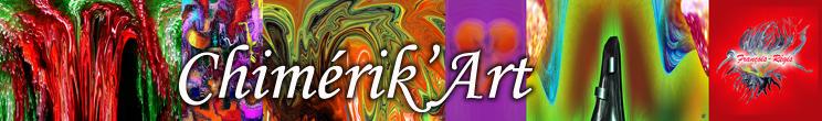 Chimérie des formes en art digital ou numérique et digigraphique