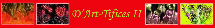 Métamorphose sur photographies de feux d`artifices réalisées pat François-Régis Hoareau photographe artiste infographiste et digigraphe