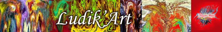 Jeux de couleurs en art numérique digital et digigraphique