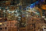 Les décors font du graphisme pour mes photographies parfois agencemées pour satisfaire mon art numérique - François-Régis Hoareau