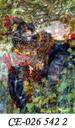 Carnaval en images numériques et digigraphiques par François-Régis Hoareau photographe artiste infographiste