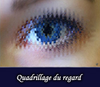 Des yeux et des regards en images numériques et digigraphiques, créations digitales et graphismes par François-Régis Hoareau