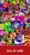 Différents supports pour images numériques ou digigaphiques présentés par François-Régis Hoareau infographiste digigraphe