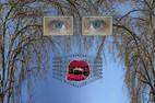 Visions étranges et fantastiques en numérique et digigraphie par transformation images et mises en scène pour tableaux décoratifs par François-Régis Hoareau Artiste Infigraphiste Designer